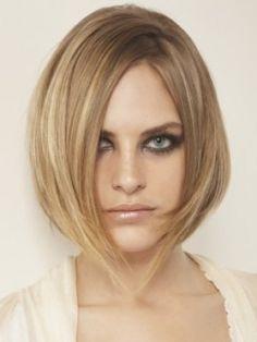 El privilegio de ser mujer!!!!: Cortes fáciles de llevar para pelo medio