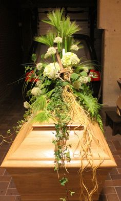 floristenjohanna.blogg.se - En begravning för en bonde