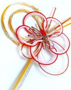 Mizuhiki -the art of Japanese knot tying.