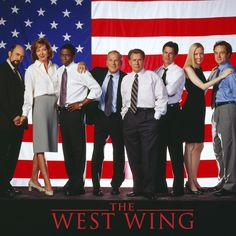 The West Wing. By far one of the best shows I have ever watched.