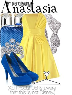 """""""Anastasia"""" by lalakay on Polyvore"""