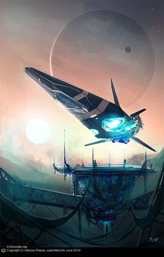 Tagged with rpg, scifi, scifiart, coriolis, freeleague; Coriolis - An inspirational RPG dump 2 Spaceship Design, Spaceship Concept, Concept Ships, Concept Art, Fantasy Anime, Sci Fi Fantasy, Rpg Cyberpunk, Science Fiction Kunst, Sci Fi Spaceships