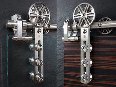 SLIDING DOOR CHRONOS | MWE Edelstahlmanufaktur