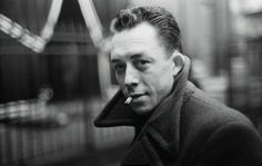 Dress in black and read Camus.