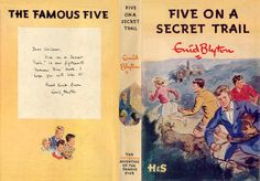 An antique treasure by Enid Blyton | Brown Paper