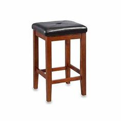 Height Counter Stools Cushion Leather Top Table Home Furniture Bar Pub Chair Set