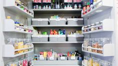 Gwyneth Paltrow's ultra-organized kitchen pantry is everything we imagined