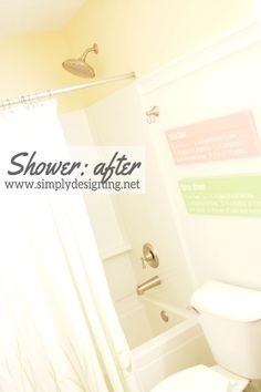 Install a New Fixtures in a Bathrom | #diy #bathroom #bathroomremodel #remodel