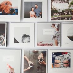 These premium quality photo books are acclaimed for the texture and finish of the cover stock. Plus with a variety of beautiful cover designs to choose from, your coffee table will thank you.
