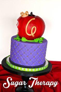 Disney Descendents cake.