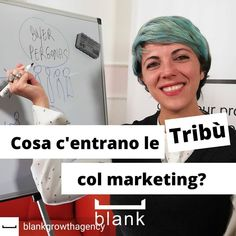 Nuovo video di @noemitaccarelli e nuovo profilo instagram per @blankgrowthagency. Seguiteci, mipiaciateci, e fateci sapere se trovate utili i nostri contenuti!  #blankgrowthagency #growthhacking #mindset #antropologiadelmarketing #human2human Video, Marketing, Identity, Instagram, Personal Identity