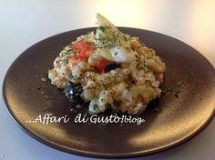 #insalata#baccalà#brunch#aperitivo#olive#pomodorini#
