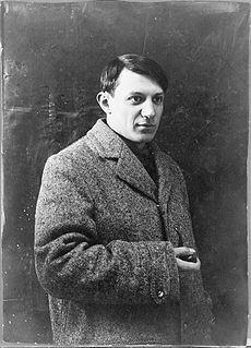 Pablo Ruiz y Picasso , also known as Pablo Picasso ( the legendary cubism creator) (http://cubismsite.com/picasso-cubism/)