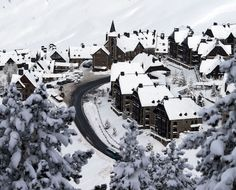 Explore Spain's Baqueira-Beret Ski Resorts | Wine and Food Destination Guide