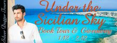 Silver Dagger Book Tours - #Win $25 Amazon #BookTour #Giveaway #BookBoost #Contemporary #Romance @AlexiaAdamsAuth http://www.silverdaggertours.com/sdsxx-tours/under-the-sicilian-sky-book-tour-and-giveaway