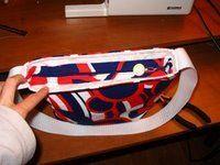 sew a zipper in a purse tutorial