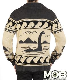 Product in Stock Ships in Days This classic looking Native American cardigan inspired by tattoo history will impress with its vintage look. This is a 5 button shawl cardigan made of acrylic. Shawl Cardigan, Cardigan Outfits, Black Cardigan, Vintage Looks, Vintage Style, Ugly Christmas Sweater, My Outfit, Outfit Ideas, Nice Dresses