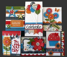 This collection created with the Celebrations Cart