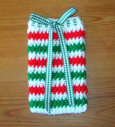 Why not make your own cute festive gift bags this year? These are really easy - and quick to make ....... and you can easily alter the w...