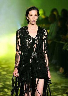 Shredded Gothic Fashion