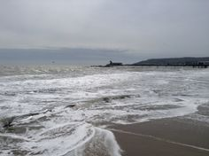 Sandown Beach; Isle of Wight