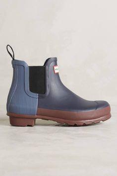Chelsea Rain Boots by Hunter