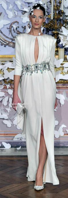 Alexis Mabille #FashionSerendipity #fashion #style #designer Fashion and Designer Style