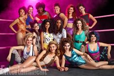 GLOW: Behind the seams of the Netflix show's dazzlingcostumes