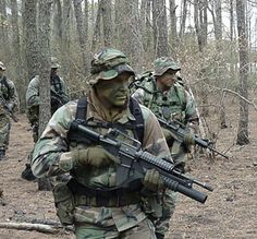 USMC Force Recon, support your troops! Especially the badf*ckin-ass Marines Marine Recon, Us Marine Corps, Usmc Recon, Us Marines, Military Police, Military Weapons, Military Humour, Naval Special Warfare, Once A Marine