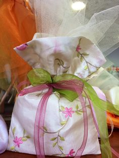 50 baptism and wedding favor bags filled with by Heartofstardust