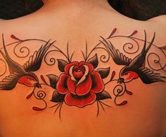 I would do something like this on my chest minus the tribal!