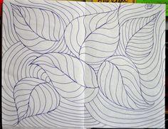 May Your Bobbin Always Be Full: Sketch Book......Botanical Designs