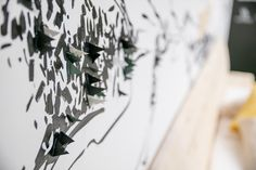 Naše expozice na Designblok 2018. Postel FLABO z dřeviny ZIRBE. Abstract, Artwork, Art Work, Work Of Art, Auguste Rodin Artwork