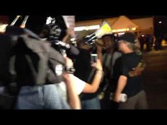 "Epic! Black Ferguson Protester Screams at G-D Communists - Tells Them to ""Get Out of Here"""