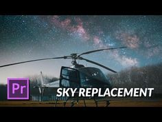 How To Create an Epic Sky Replacement - Premiere Pro Tutorial