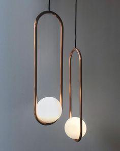 Creative lighting design by Matthew McCormick Studio Cool Lighting, Modern Lighting, Lighting Design, Pendant Lighting, Pendant Lamps, Ceiling Pendant, Ceiling Lamp, Ceiling Lights, Glass Ceiling