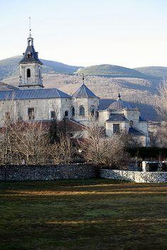 Monasterio de Santa María de El Paular (Rascafría, Madrid)/ Sitios de España