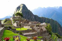 Machu Picchu - the ancient city of the Inca Empire, Peru (World Heritage Site) - (10 Pictures)  - HitFull.com
