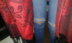 ♥Love denim!  On my blog is an article about them! ♥ #fashion #moda #tendenza #blog #denim #love #jeans #fashionblog