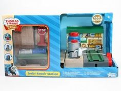 Thomas & Friends Wooden Railway - Sodor Repair Station by Learning Curve, http://www.amazon.com/dp/B0035G0H54/ref=cm_sw_r_pi_dp_8CNksb0PY32J3