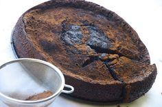 Torta al cioccolato e mandorle ricetta