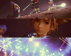 Kingdom Hearts Keyblade Graveyard Showdown