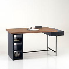 Desks Home & Furniture Home Office Furniture Design, Modular Furniture, Office Interior Design, Office Interiors, Mesa Home Office, Home Office Space, Home Office Desks, Office Decor, Bureau Design