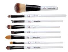 Pennelli per make-up / trucco minerale beMineral® Morbidissimi e di ottima qualità! Scoprili qui : http://www.mybeautyweek.it/shop/58-pennelli