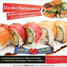 Campanha redes sociais em Facebook promoção dia dos namorados Tudo in casa. http://www.tudoincasa.com.br http://www.miolodigital.com.br