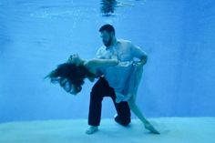 Underwater Bridal by Gamble's Photography Springfield MO