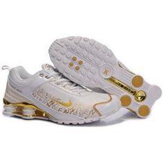 104265 028 Nike Shox R4 White Gold J09081 Nike Free Runs 65ca46b57