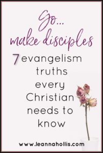 If you find evangelism awkward and uncomfortable, read this post to learn seven truths about evangelism every Christian needs to know. Christian Living, Christian Faith, Christian Resources, Christian Devotions, Beyond Words, Truths, Bible Verses, Need To Know, Awkward