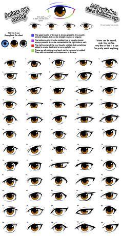 """Результат пошуку зображень за запитом """"types of male anime eyes"""""""