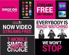 Newsblog @_NewsBlog 57m57 minutes ago  #BingeOn T-Mobile #UnCarrierX v/@JohnLegere http://newsblog.paris/magalilin/2015/11/12/bingeon-t-mobile-uncarrier-x/ … #Wireless